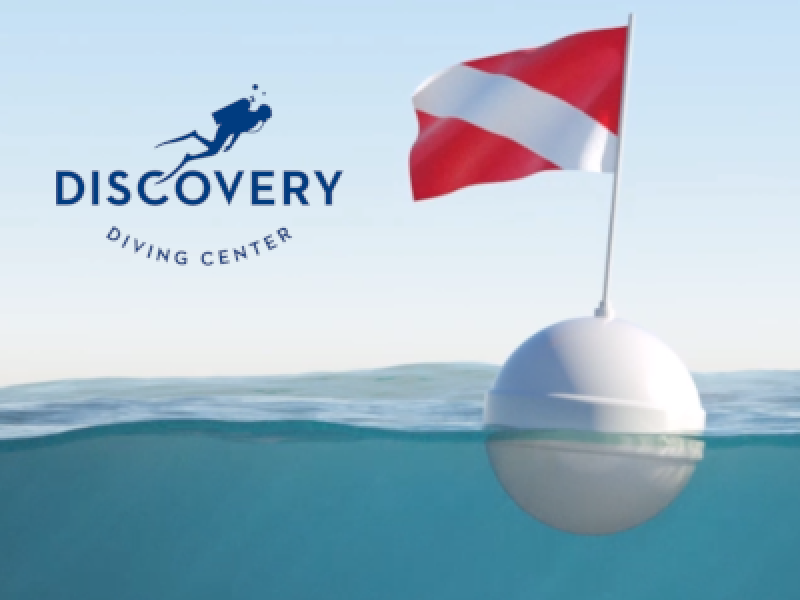 discovery Diving Center - CodeFactory